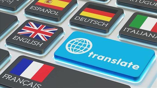 Prevođenje tekstova