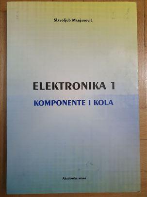 Elektronika 1 Slavoljub Marjanović novo