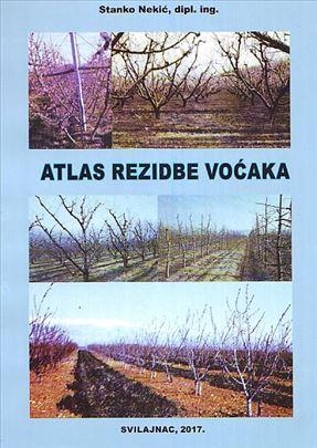 Knjiga, Atlas rezidbe voćaka, sa popustom