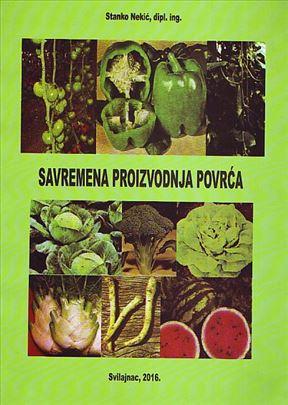 Knjiga, Savremena proizvodnja povrća, sa popustom