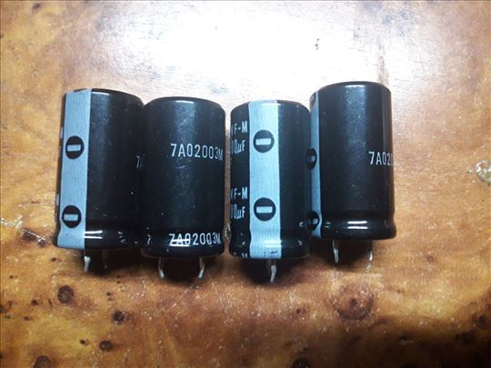 Kondenzator x4
