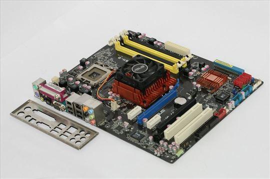 Asus P5N-D nForce 750i SLI za socket 775