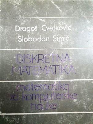 Diskretna matematika Cvetković,  Simić