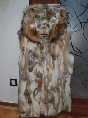 Na prodaju prsluk-bunda
