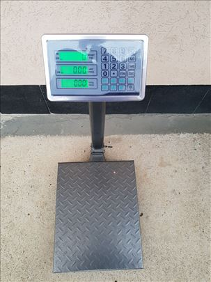 Vaga digitalna preklopna 200kg/400kg/700kg vage