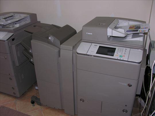 CANON IR ADV C 7065i  Kolor kopir+Brosure Finiser