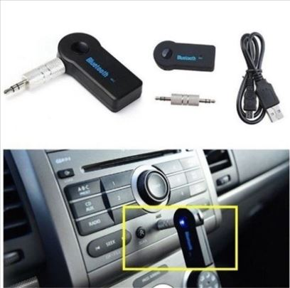 Audio Bluetooth Receiver or Hands-Free Calls , aux