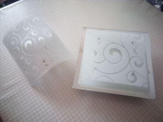 Zidna lampa i plafonjera-komplet