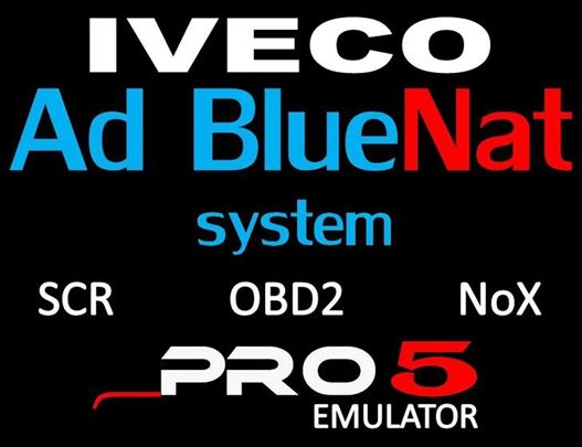 AdBlue Emulator IVECO OBD2