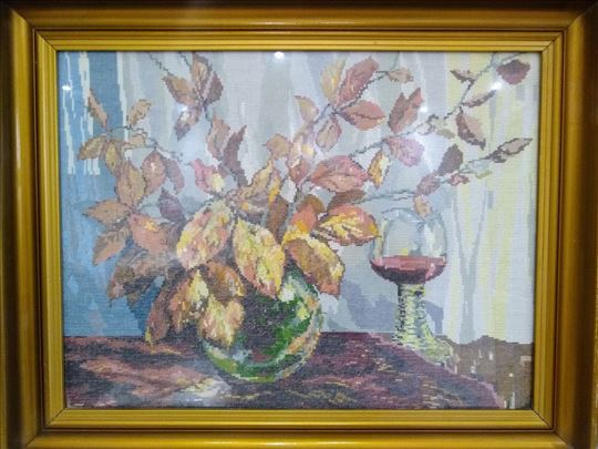 Jesenje lišće - orginalni Wiehler goblen
