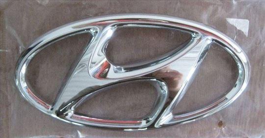 Znak Hyundai Accent