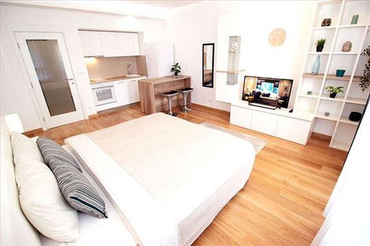 Apartman A blok, Delta City, Novi Beograd