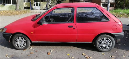 Ford Fiesta na prodaju, dobro stanje!