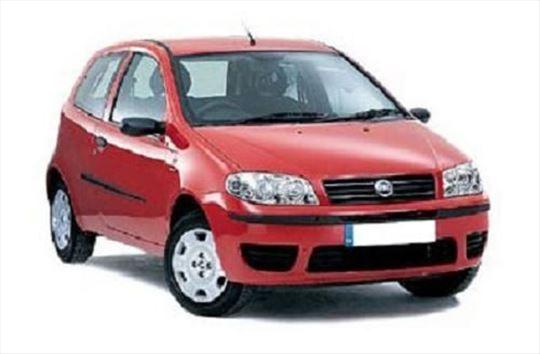 Fiat Punto Delovi