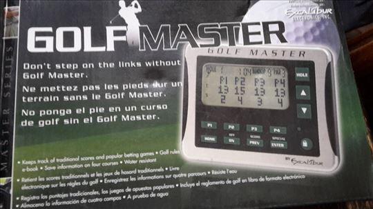 Golf master aparat, hitno