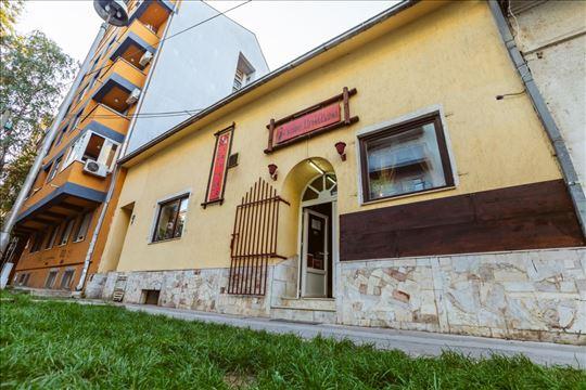 Novi Sad, hostel Laufer