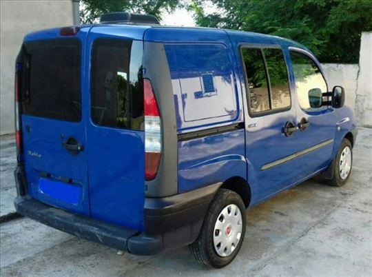 Polovni Delovi Fiat Doblo