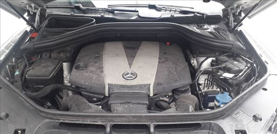 642 motor za ML 350 CDI W166