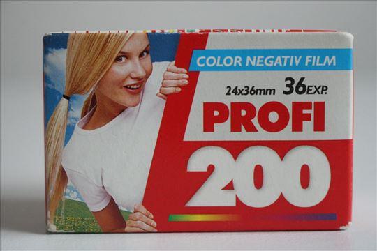 Filmovi kolor Vista 100, Profi 200 i Fujicolor100
