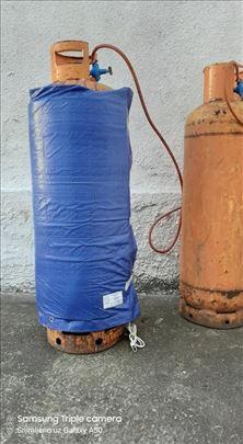 Grejač za veliku plinsku bocu