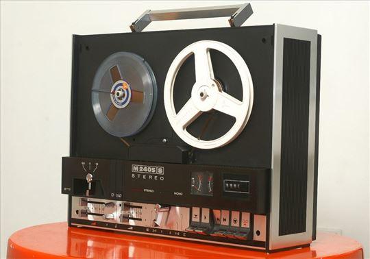 Presnimavanje magnetofonske trake na DVD