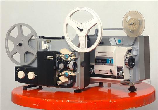 Sve vrste Super 8, Normal 8, 16mm na DVD
