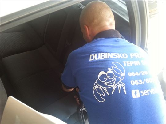 Dubinsko - hemijsko pranje Kraba