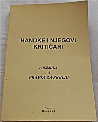 Života Ivanović - HANDKE I NJEGOVI KRITIČARI