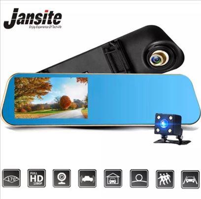 Auto kamera retrovizor full hd1080p+rikverc kamera