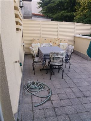 Crna Gora, Budva, stan sa velikom terasom