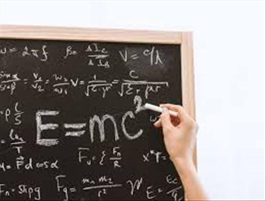 Online časovi fizike za osnovnu i srednju školu