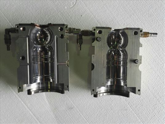 Used SIPA Blow Bottles Molds 0,33L - 1,5L FOR SALE