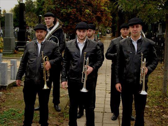 Pogrebni duvački orkestar - orkestar za sahrane