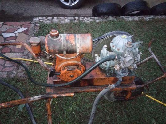 Pumpa za ben motorom