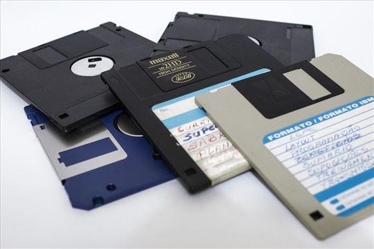 Korg Pa50-Pa60-Pa80 setovi na disketama
