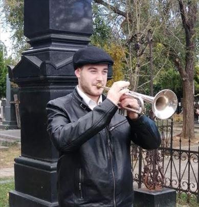 Solo trubač za sahrane