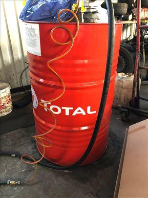 Preradjeno ulje 208L bure