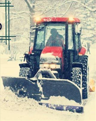 Čišćenje snega Šabac