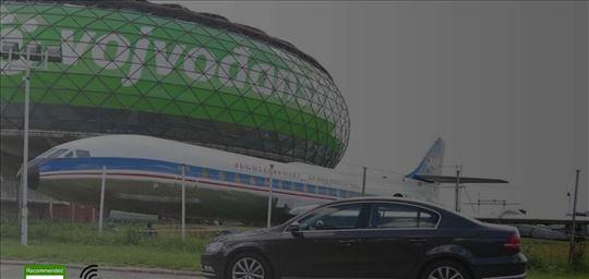 Taxi transfer od Beograda do Kopaonika