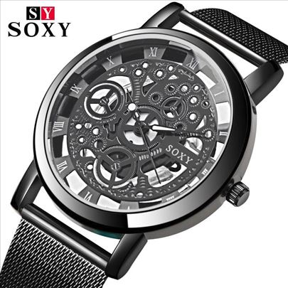Soxy Luxury black sat