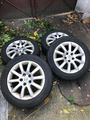Alu felne + Zündkerzen fume za Opel