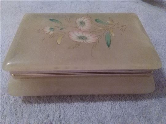 Kutija za nakit imitacija mermera