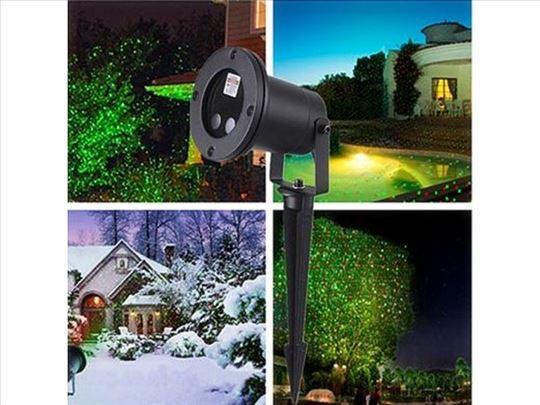 Laser projektor Zvezdano nebo