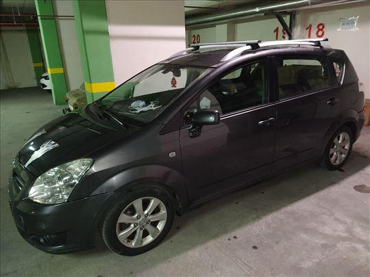 Toyota Corolla Verso d2d