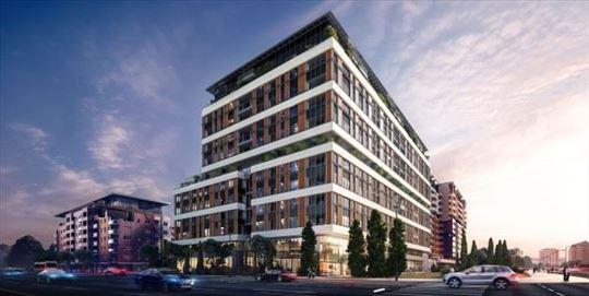 A blok, 4. faza, lux poslovni apartman, ID 13506