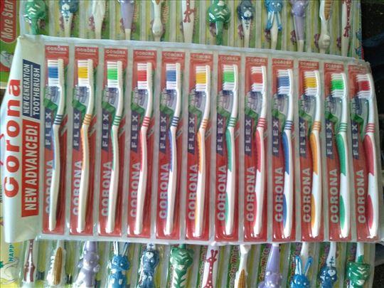 Četkice za zube za decu i odrasle