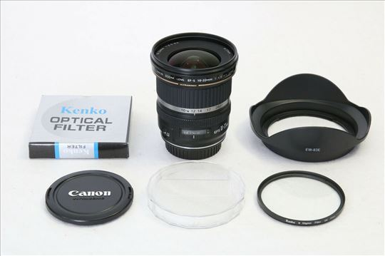 Canon 10-22mm f/3.5-4.5 USM