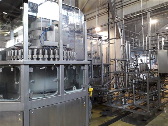 FOR SALE Aseptic filling and capping machine
