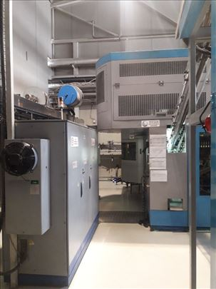 FOR SALE Rotary blow molding machine