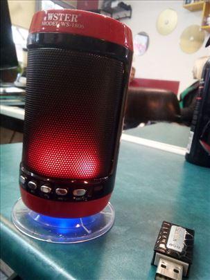 Radio sa USB, SD, AUX ispravan